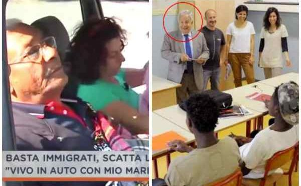 QUESTO SINDACO SFRATTA DISABILI PER OSPITARE PROFUGHI – VIDEO CHOC