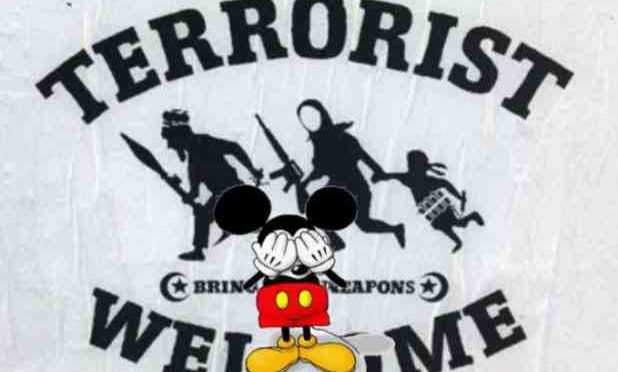 DISNEYLAND PARIGI: ISLAMICI PREPARAVANO STRAGE IN DIRETTA TV PERISCOPE