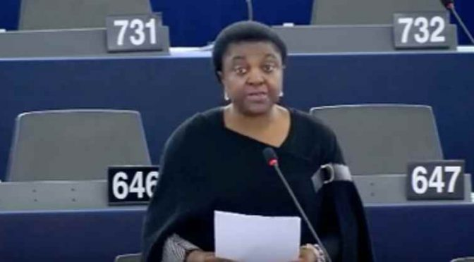 Kyenge parla a Europarlamento: si svuota – VIDEO