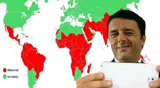 MALARIA: NIGERIANI INFETTI IN CENTRO PROFUGHI