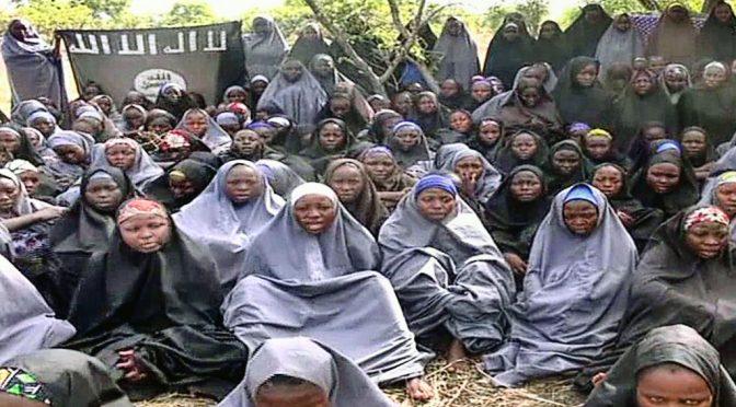 Boko Haram libera 82 studentesse cristiane rapite tre anni fa