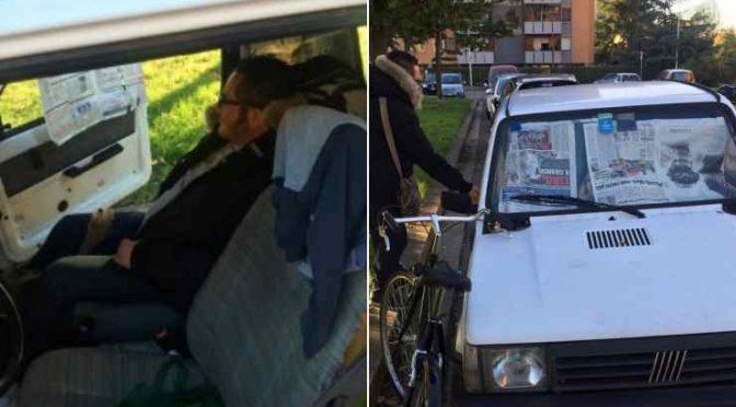 Firenze: niente accoglienza diffusa per Enrico, invalido italiano