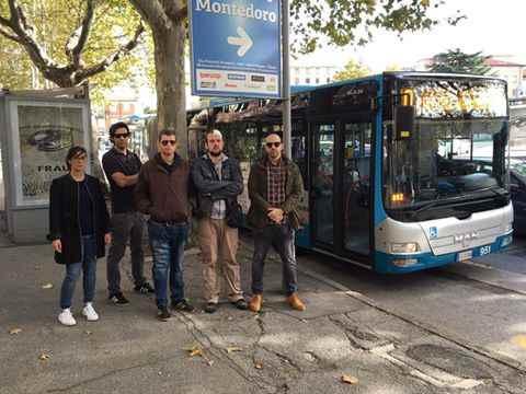 Trieste: profughi cacciano disabili, Forza Nuova pattuglierà bus cittadini