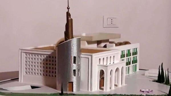 Milano: la Moschea di Sesto avrà anche il Minareto, sarà enorme – FOTO