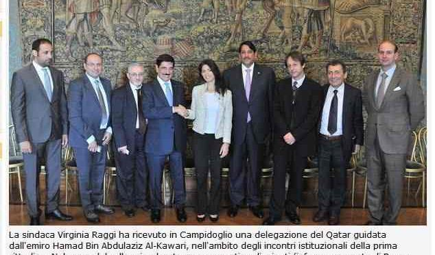 Paesi Golfo isolano Qatar: finanzia terrorismo islamico, in Italia costruisce moschee