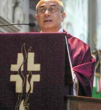 """Vescovo offende resistenti Goro: """"Cittadini ripugnanti"""""""
