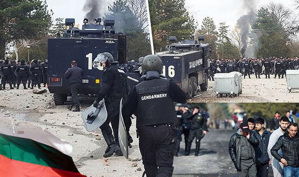 BULGARIA: ESPULSIONI DI MASSA DOPO VIOLENZE IMMIGRATI IN QUARANTENA – VIDEO