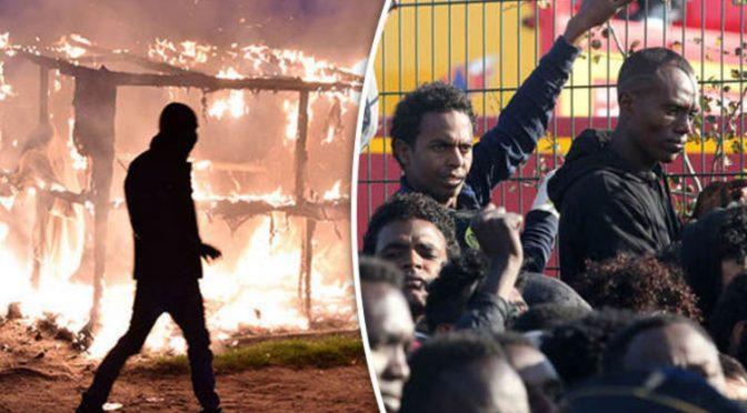 """OPERATORE ITALIANO CONFESSA: """"PROFUGHI FUORI CONTROLLO, VIOLENZE DI OGNI TIPO"""""""