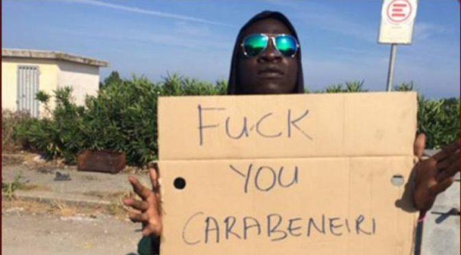 Carabinieri arrestati perché picchiano spacciatore africano: caserma decimata