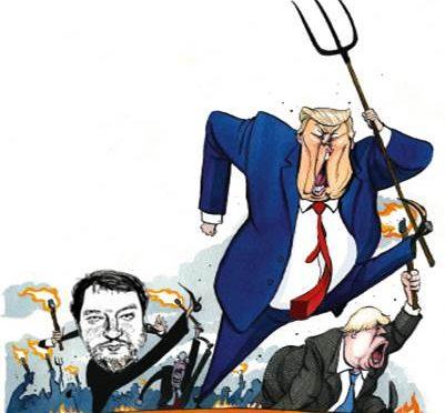 TRUMP, COSA CAMBIA A LIVELLO GLOBALE: TTIP, RUSSIA E CINA