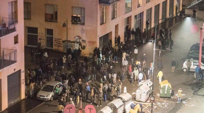 PALAZZINE OCCUPATE: CASA E LAVORO PER 250 AFRICANI, PREMIATI ABUSIVI