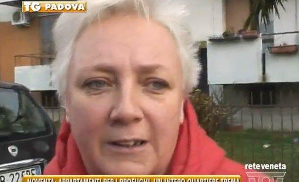E' UNICA CONDOMINA: ORA SI TROVA 20 AFRICANI COME VICINI DI CASA – VIDEO