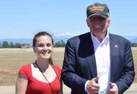 L'Italiana di Trump: da Brunetta alla Casa Bianca