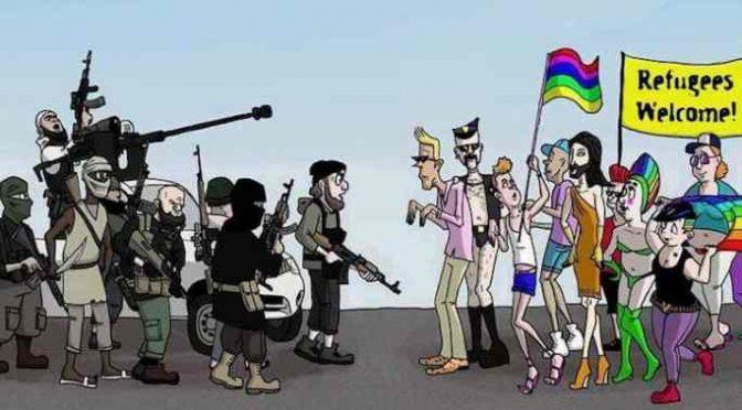"""Annuncio AgCom: """"Vietato dire che è in atto un'invasione"""" – VIDEO"""