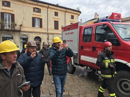 "Salvini a Norcia: ""Niente tasse per terremotati"", sei d'accordo?"
