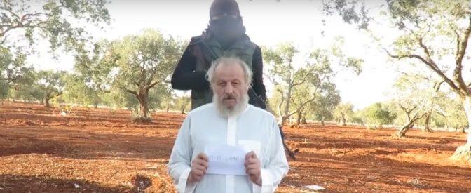 """* ITALIANO IN MANO A ISIS: """"LIBERATEMI, MI UCCIDONO"""" – VIDEO CHOC *"""