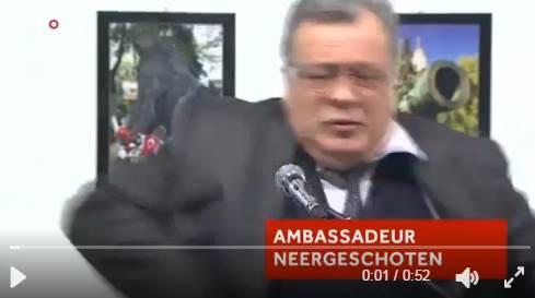 AMBASCIATORE RUSSO: ECCO IL MOMENTO DELL'ATTACCO – VIDEO CHOC