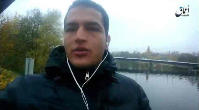 """TERRORISTA TUNISINO SI APPELLA A IMMIGRATI: """"SGOZZIAMO INFEDELI"""" – VIDEO"""
