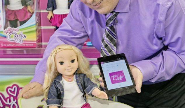 La bambola ti ascolta: registra quello che dici e lo invia in America