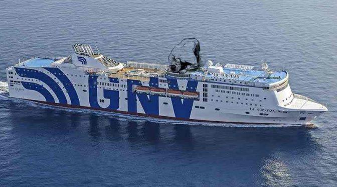 Grandi Navi Veloci: arriva traghetto con moschea a bordo