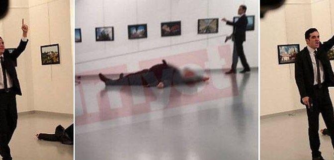 AMBASCIATORE: ABBATTUTO TERRORISTA-POLIZIOTTO ISLAMICO – FOTO