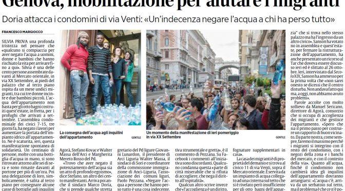 Genova, Italiani muoiono di fame in alloggio Caritas