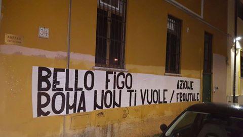 """Bello FiGO cacciato anche da Roma: concerto annullato per """"minacce"""""""