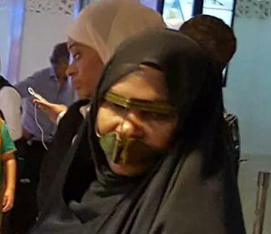 L'ultima moda islamica per le donne: la museruola – FOTO
