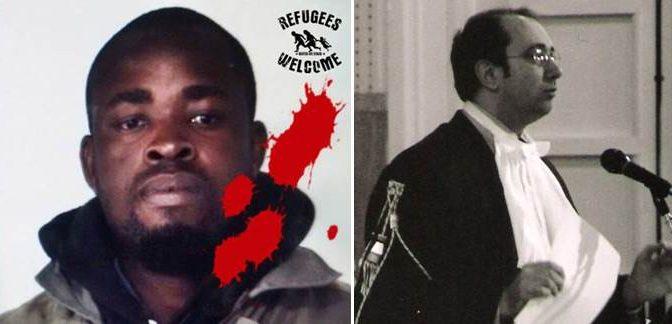 """Legale profugo assassino: """"E' un gay perseguitato"""", solo 30 coltellate"""