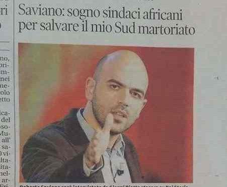Camorra come Renzi: Italiani sostituiti da Africani – VIDEO