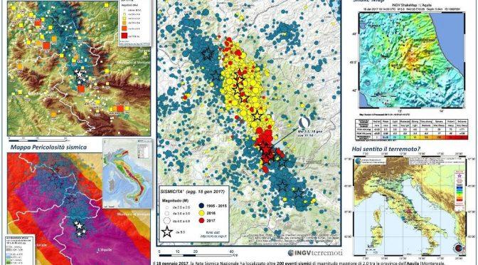 Possibili nuovi terremoti di magnitudo fino a 6-7, allarme per le grandi dighe