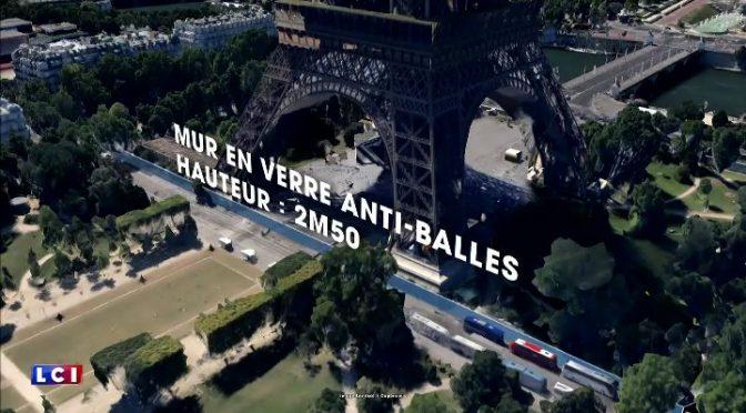 Tour Eiffel tra obiettivi attacco islamico sventato
