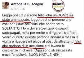 Grillina chiese rispetto per terrorista islamico, ora querela Salvini e altri 700