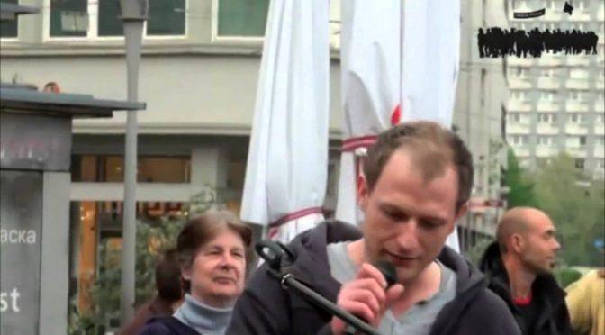 Mario, dissidente tedesco in fuga da polizia politica di Merkel: vendeva armi per difendersi da immigrati