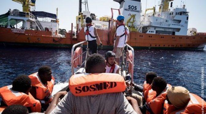 Biella: dove i profughi rapinano e molestano