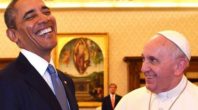 Dimissioni Papa: ora anche un arcivescovo accusa Obama