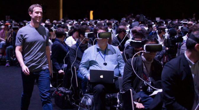 Grande fratello Zuckerberg vuole un governo mondiale