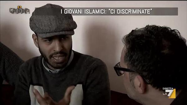 """Islamici 'italiani': """"Il vero terrorista è Salvini"""" – VIDEO"""