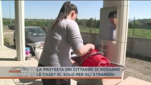 Italiani sfrattati occupano case destinate a immigrati – VIDEO