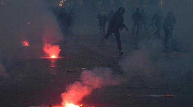 SALVINI A NAPOLI: E' GUERRIGLIA DEMOCRATICA – VIDEO CHOC