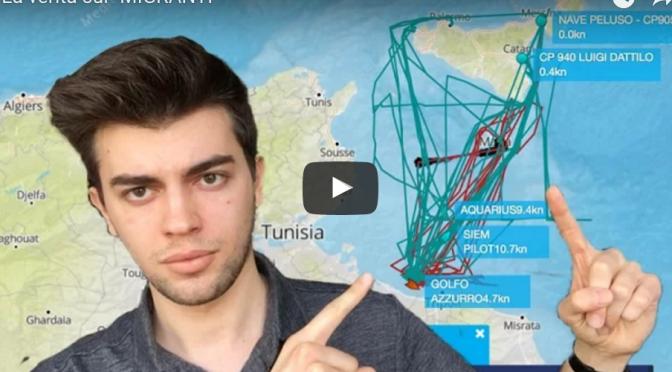 Il video-verità sui clandestini manda in crisi i siti della Boldrini