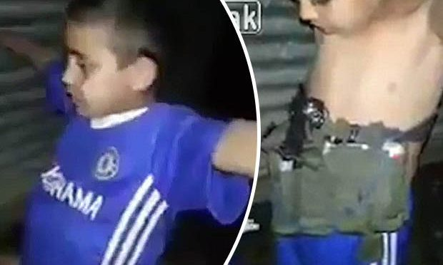 L'ultima moda islamica: bambini bomba – VIDEO CHOC