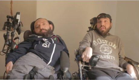 Appello disperato dei disabili gravissimi nell'isola degli sbarchi