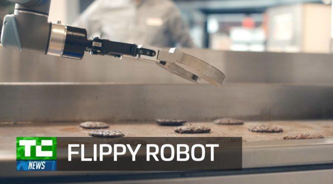 Flippy, il robot che sostituisce i lavoratori dei fast-food – VIDEO