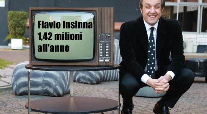 """Insinna contro italiani: """"Io non voglio vivere in questo paese"""" – VIDEO"""