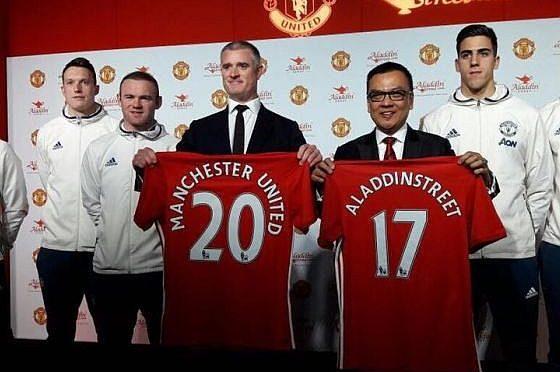 Manchester United avrà sponsor Halal