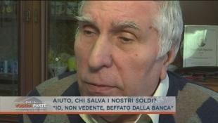 Altre 2 banche salvate con soldi pubblici, una ha rubato soldi a un cieco – VIDEO
