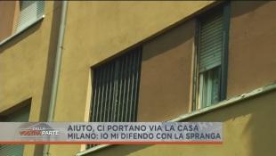 Milano: terrore in case popolari, abusivi le occupano mentre dormi – VIDEO