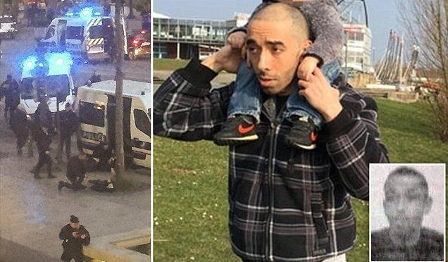 PARIGI: ECCO QUANDO IL TERRORISTA ISLAMICO VIENE ABBATTUTO – VIDEO