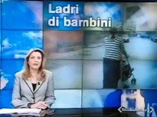 """EMERGENZA NOMADI, DONNA ROM TENTA DI RAPIRE BIMBA: """"SARAI MIA FIGLIA"""""""
